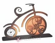 Picture of Relógio Bicicleta Antiga Flores