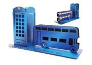 Picture of Porta Caneta Cabine Ônibus inglês Azul