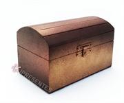Picture of Porta jóias Bau Envelhecido