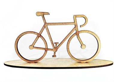Picture of Miniatura Bicicleta Ciclismo Bike Mdf