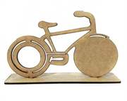 Picture of Mini bicicleta em Mdf