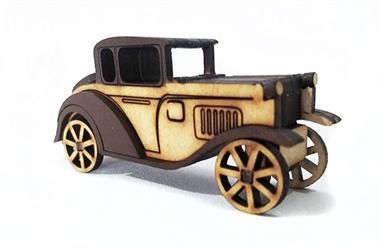 Picture of Miniatura Carro Antigo em mdf
