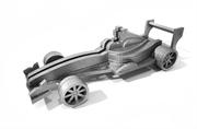 Picture of Miniatura Carro de Formula 1 um