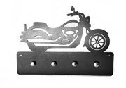Picture of Porta Chave Moto Antiga Vintage