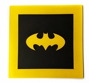 Picture of Quadro Simbolo Batman Super Heroi