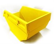 Picture of Caçamba de lixo Miniatura amarela Construção Civil